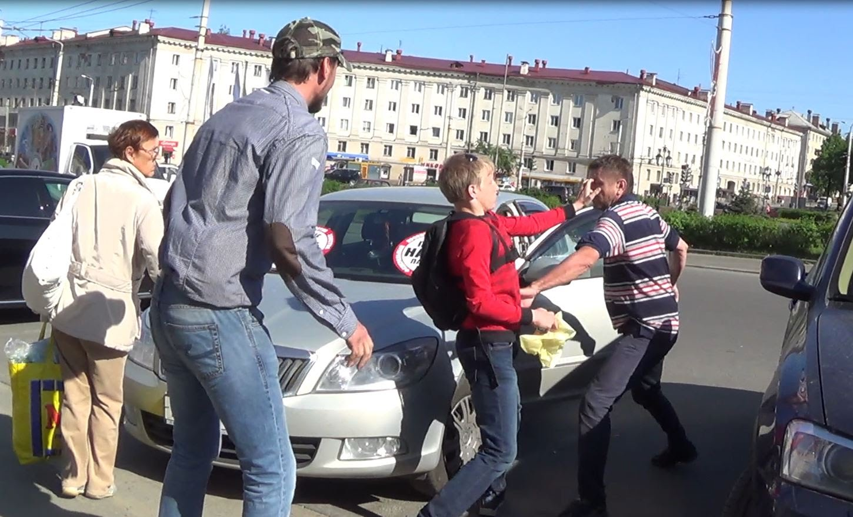 СтопХам Петрозаводск 129 - Запрещенные  - «Стоп Хам видео»