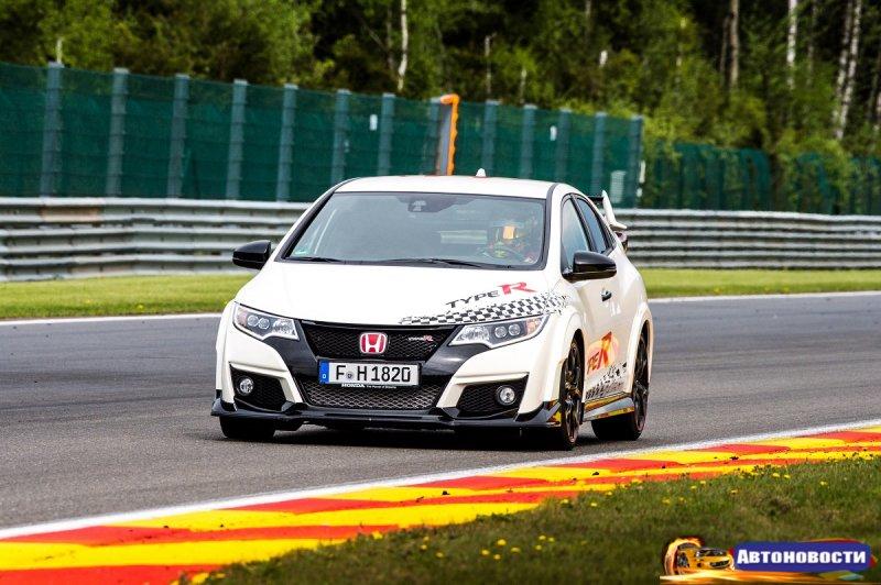 Honda Civic Type R наберёт «сотню» за 5 секунд - «Автоновости»