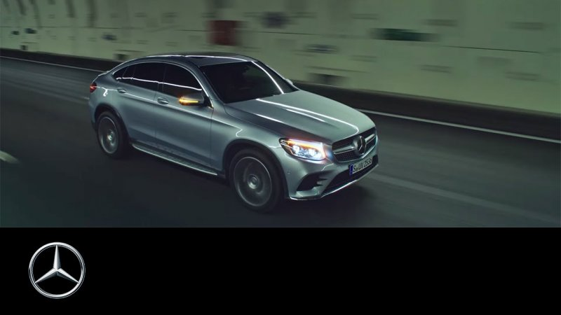 Star chef Dabiz Munoz and the GLC Coupe - Mercedes-Benz original  - «видео»