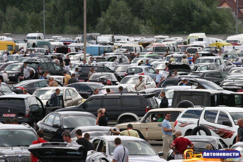 В июле вторичный рынок просел в ожидании новых акцизов на иномарки - «Автоновости»