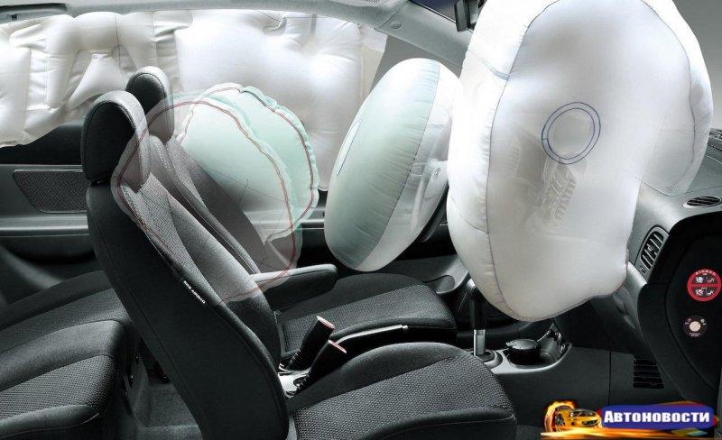 В США после смертельного ДТП проверят 8 миллионов подушек безопасности - «Автоновости»