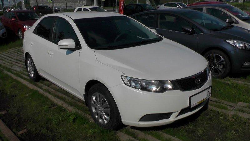 Выбираем бу авто Kia Cerato 2 (бюджет 450-500тр)  - «видео»