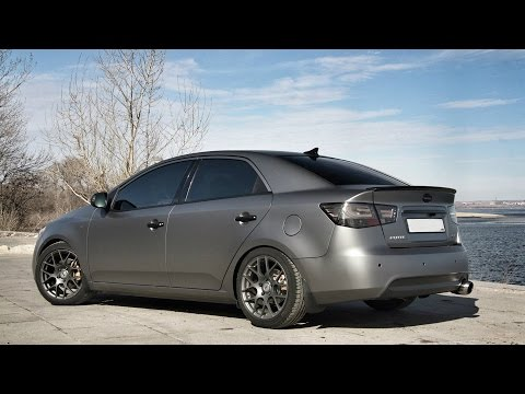 Выбираем бу авто Kia Cerato 2 (бюджет 400-450тр)  - «видео»