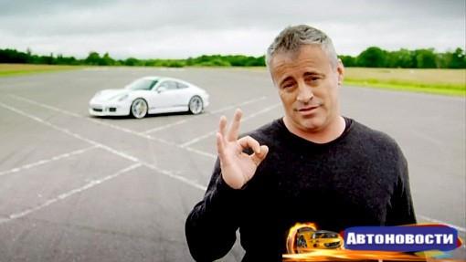 Мэтт Л остается в Top Gear на новый сезон - «Автоновости»