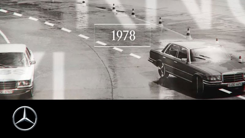 130 years working on your safety. Mercedes-Benz Service.  - «видео»