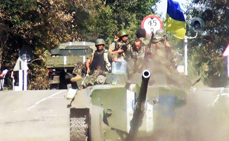 В память о погибших. Иловайск - 29 августа  - «происшествия видео»