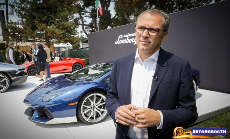 Кроссовер Lamborghini Urus будет ориентирован на женщин - «Lamborghini»