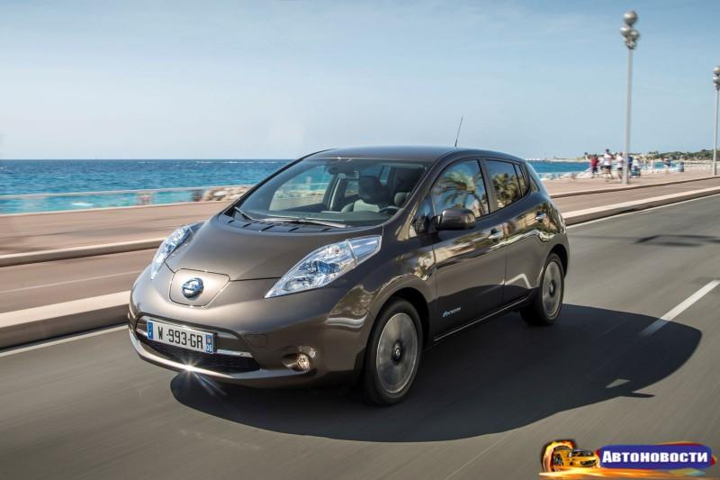 Nissan работает над электрическим супермини и кроссовером - «Nissan»