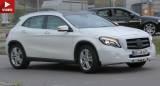 Обновленный Mercedes-Benz GLA проходит тестирование - «Авто - Новости»