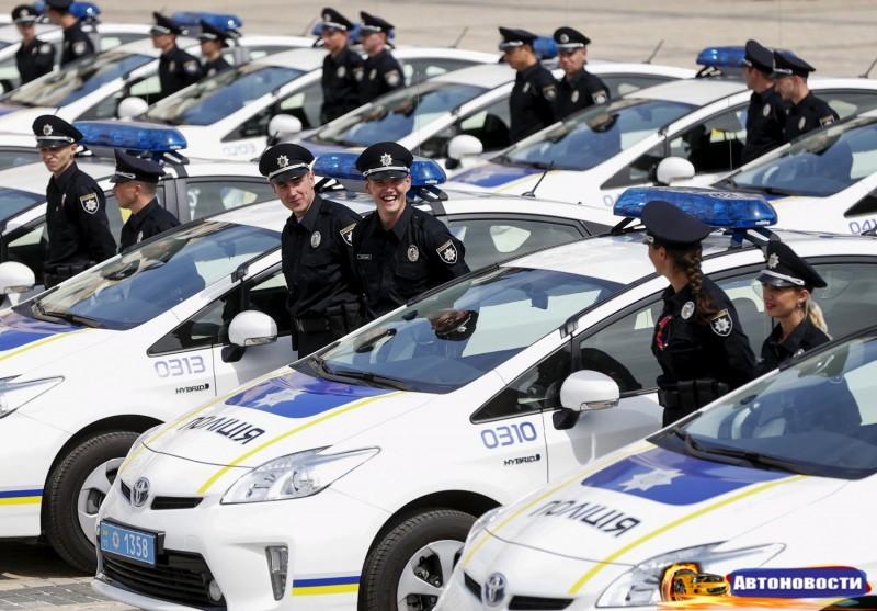 «Полицейские Приусы совершенно не приспособлены для патрулирования». Интервью с полицейскими - «Toyota»
