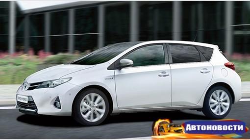 Toyota и Lexus отзовут в России 220 тысяч автомобилей - «Автоновости»