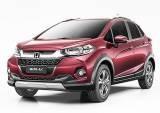 Honda представила новый компактный кроссовер Honda WR-V - «Авто - Новости»