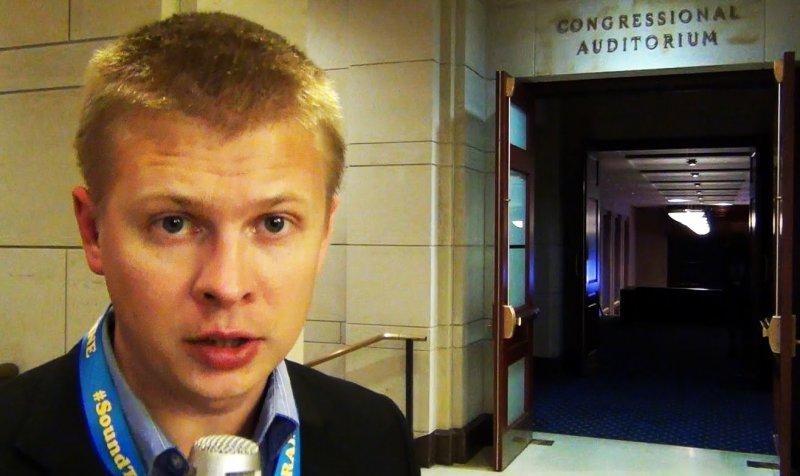 Ростислав Шапошников в конгрессе США  - «происшествия видео»