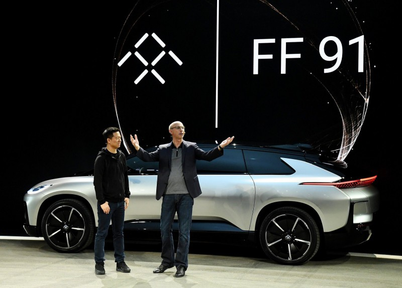 Faraday Future – «убийца» Tesla – возможно на грани банкротства - «Автоновости»