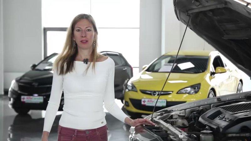 Подержанные автомобили. Toyota Hilux 2012. Вып.184  - «видео»
