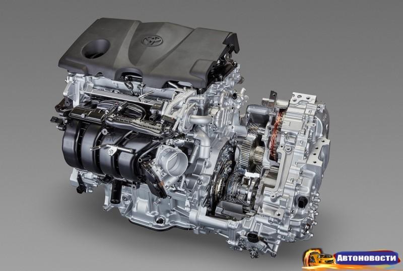 Toyota в течение 5 лет выведет на рынок 27 модификаций моторов и 10 версий КПП - «Toyota»