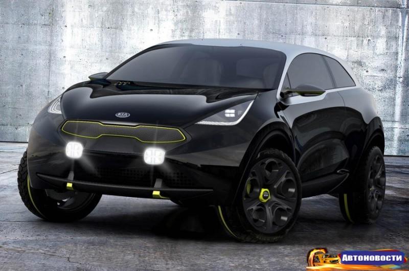 В этом году Kia запустит небольшой внедорожник, направленный на Nissan Juke - «Kia»