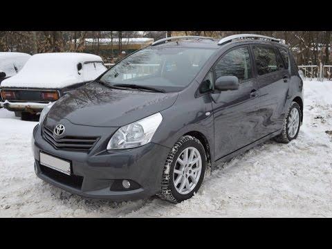 Выбираем бу авто Toyota Verso (бюджет 600-650тр)  - «видео»
