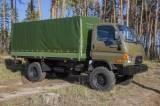 Украинский завод предложил реальную замену армейскому ГАЗ-66 - «Авто - Новости»